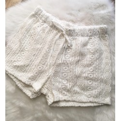Shorts Bianchi Texture