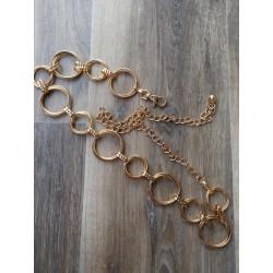 Cintura Oro Anelli