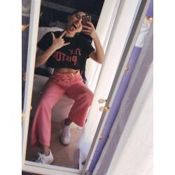 Panta Culotte Pink