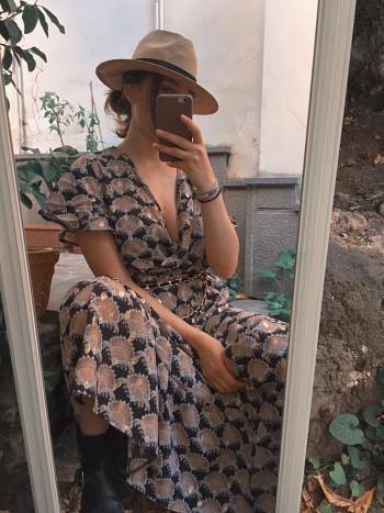 Maxi Dress Rodeo