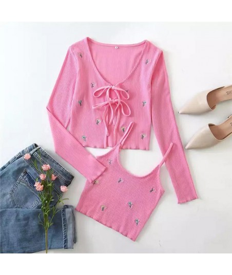 Set Cardigan e Top