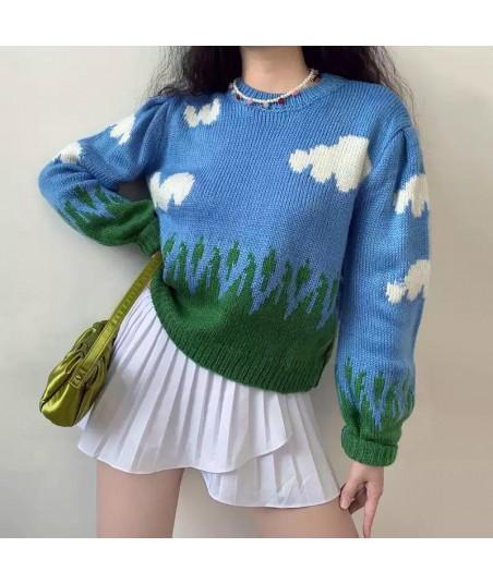Pullover Cielo&Nuvole
