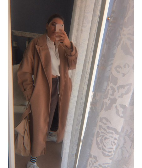 Camel Coat Ampio