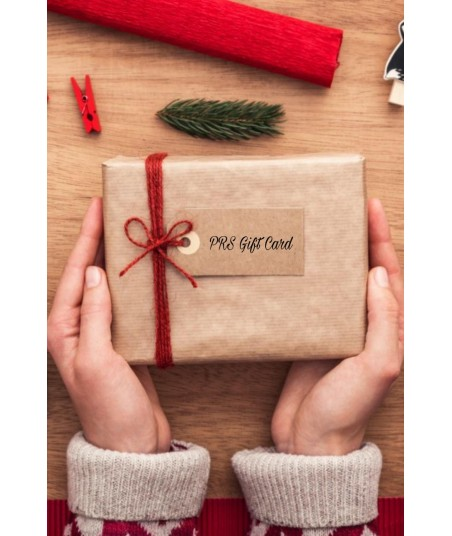 PRS GIFT CARD