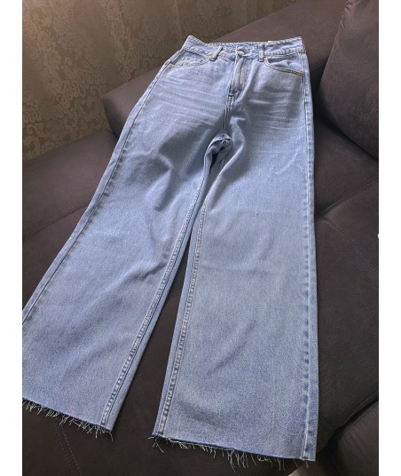 Jeans High Rise Straight