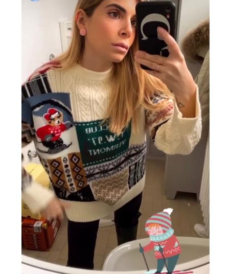 Ski Club 97 Sweater