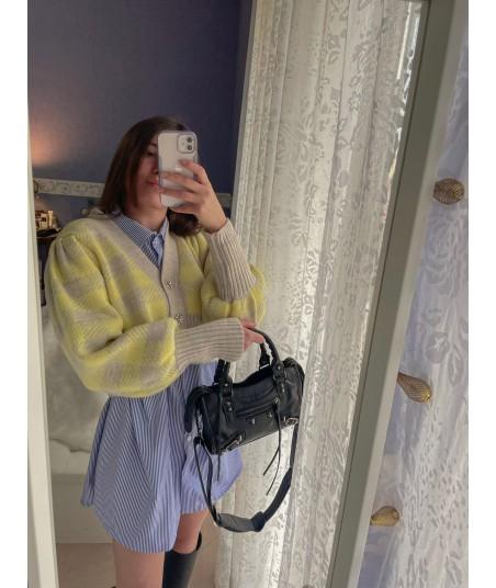 Camicia Oversize Tasca