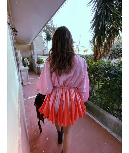 Riviera Mixed Dress