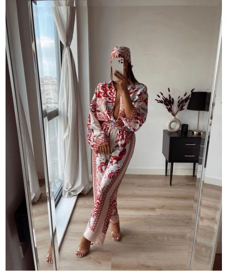 Completo Abu Dhabi Pantaloni