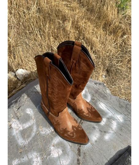 "Stivali Texani ""THE WESTERN"""