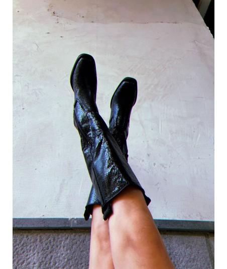 "Stivali ""Soho"" Stile Cowboy"