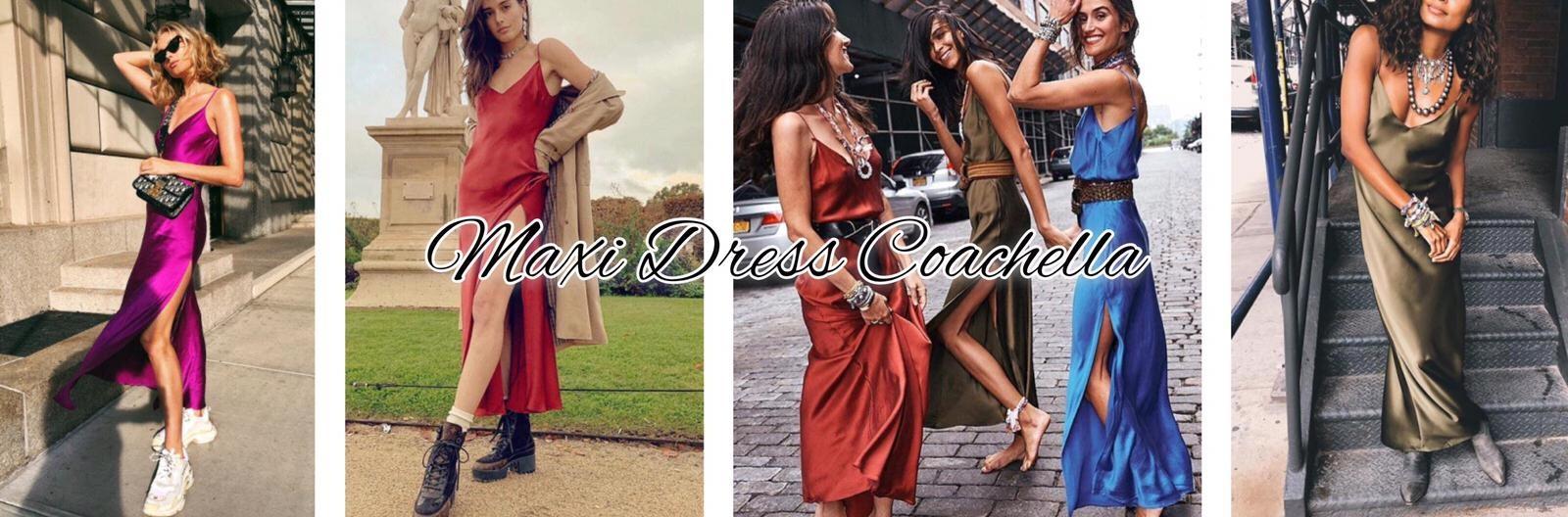 Maxi Dress Coachella